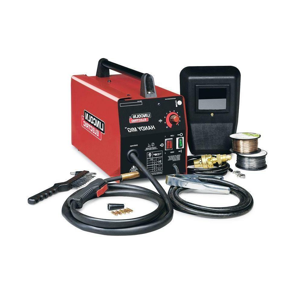 115v 88 amp handy flux cored wires