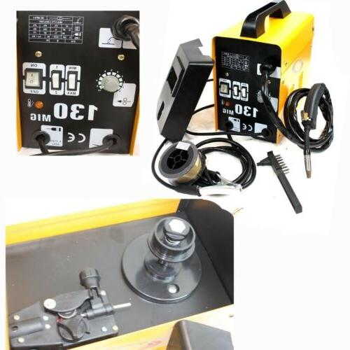 120AMP MIG130 110V Core Auto Machine &