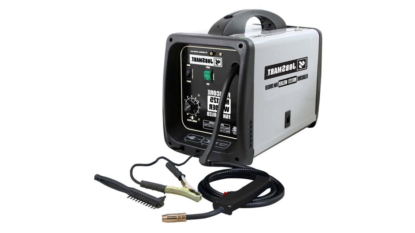 125 120v amp fluxcore welder