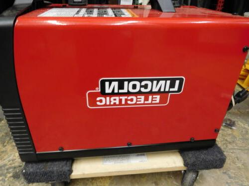 LINCOLN 125 WELD-PALK WELDER