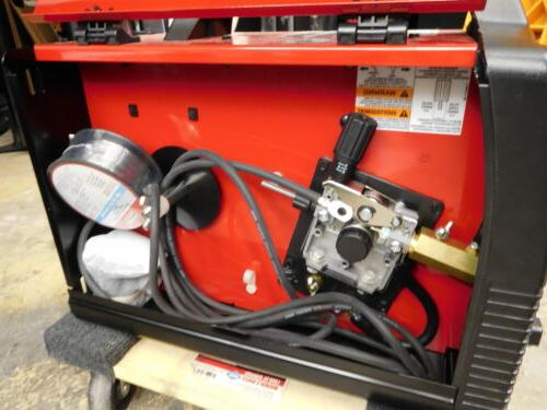 LINCOLN 125 HD WELD-PALK WELDER