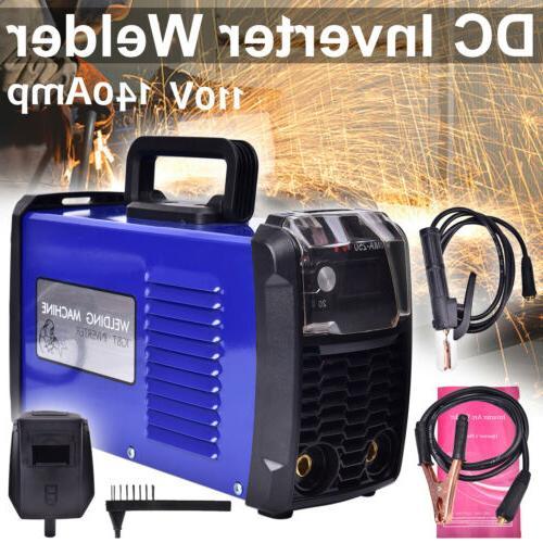 140 MMA-250 Inverter Portable Welding Machine 110V