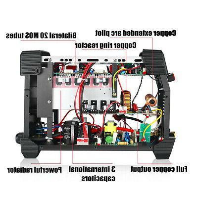 Stick/ARC Inverter Machine AC Welder 220V