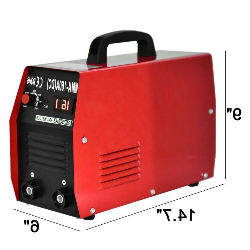 20~160A AMP DC Inverter Electric Machine