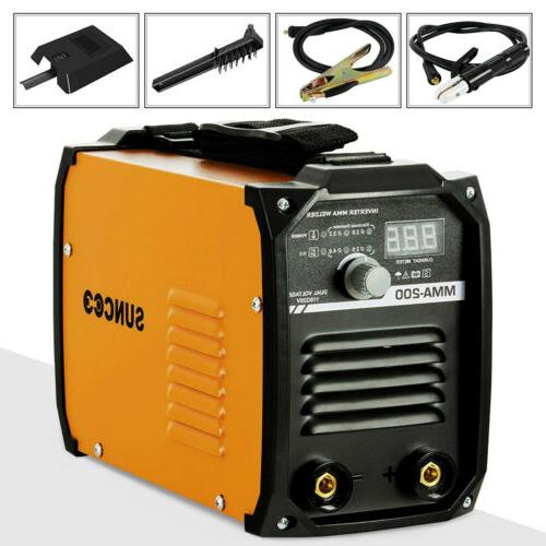200 Amp Welder Welding Machine 110V 220V
