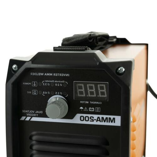 ARC AMP DC Inverter IGBT Welding Welder Mini 110V/220V