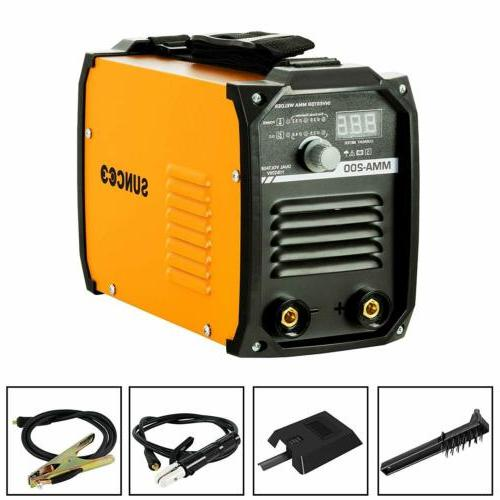 200 Inverter Welder Mini Handheld Welding 110V
