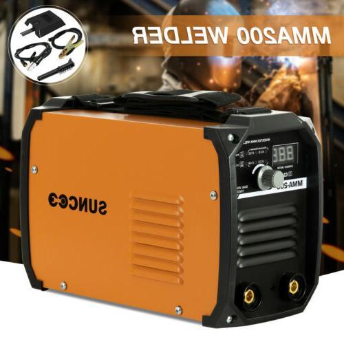 200 amp dc inverter welder mini handheld