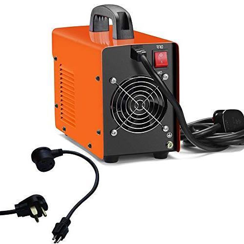 SUNGOLDPOWER ARC IGBT Digital Display Hot DC Inverter Welder 200 AMP 110V
