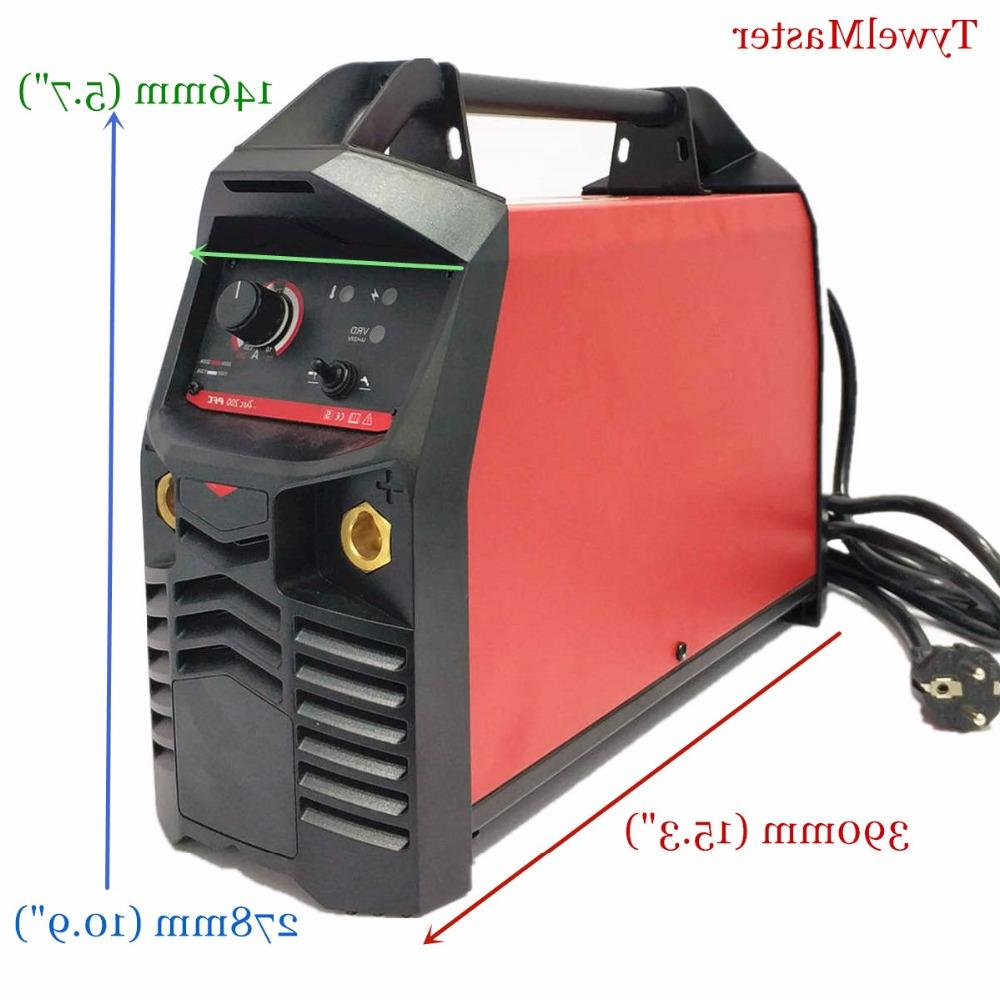 200A 110V Hot Anti-Stick <font><b>Arc</b></font>-Force CE Lift TIG MMA Inverter Machine