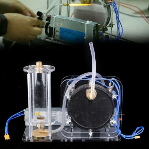 Stainless Electrolysis Water Machine Hydrogen Oxygen Flame G