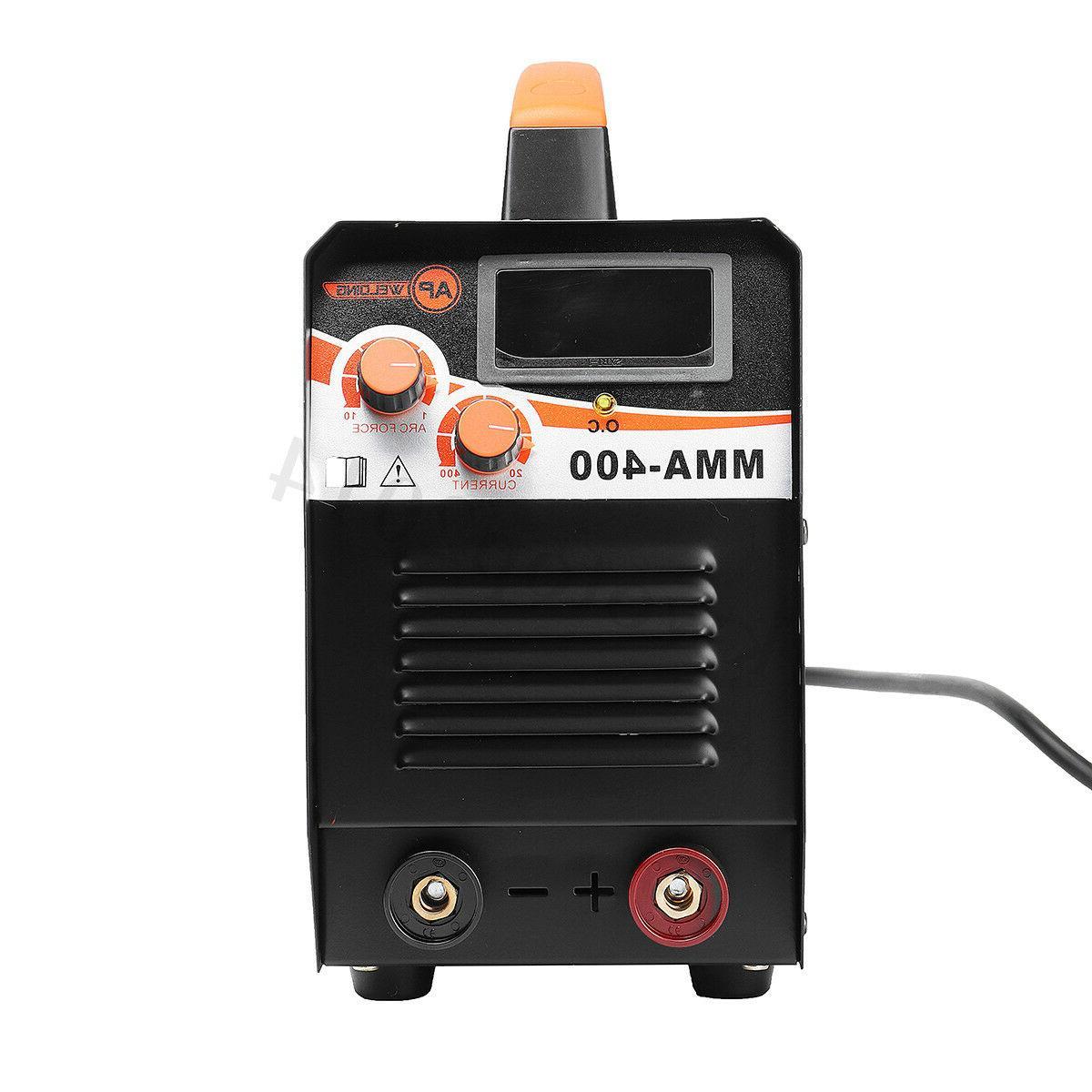 220V 400A Digital Machine DC IGBT Welder