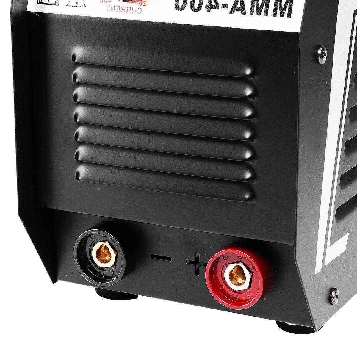 220V 400A MMA Digital DC Inverter Welder