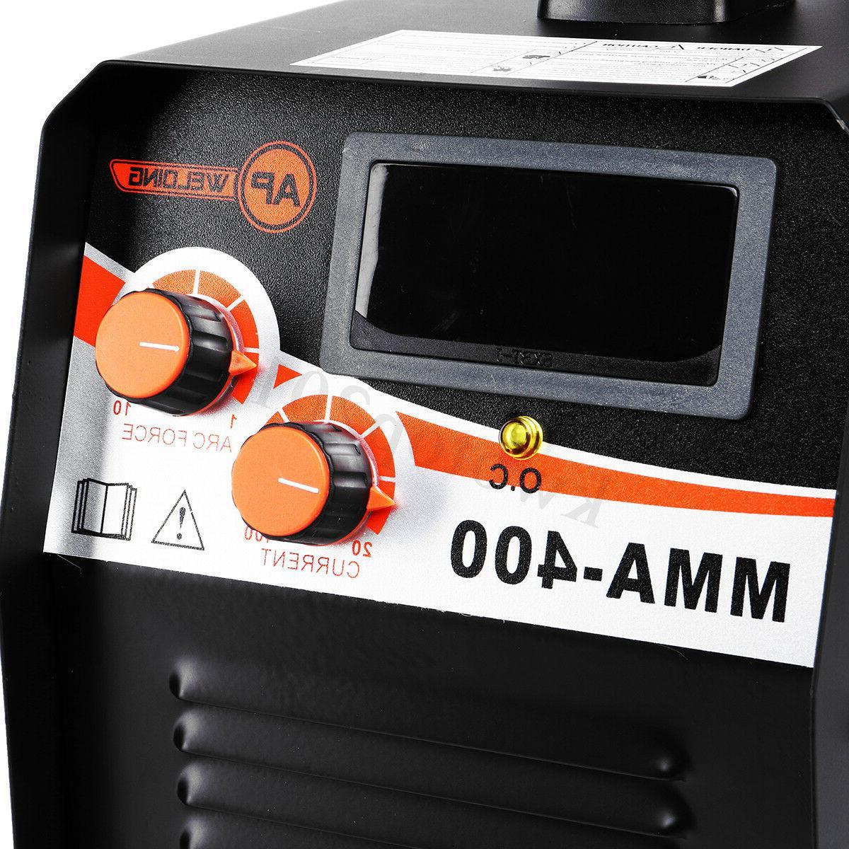 220V Digital DC Welder