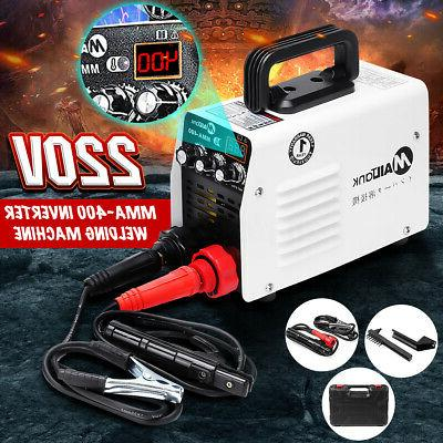 220v hot start arc force stick welder