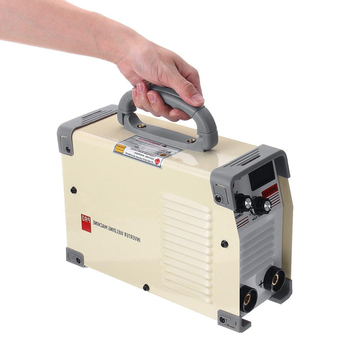 220V 10-420A MMA DC Inverter Machine With Working <font><b>Welder</b></font>