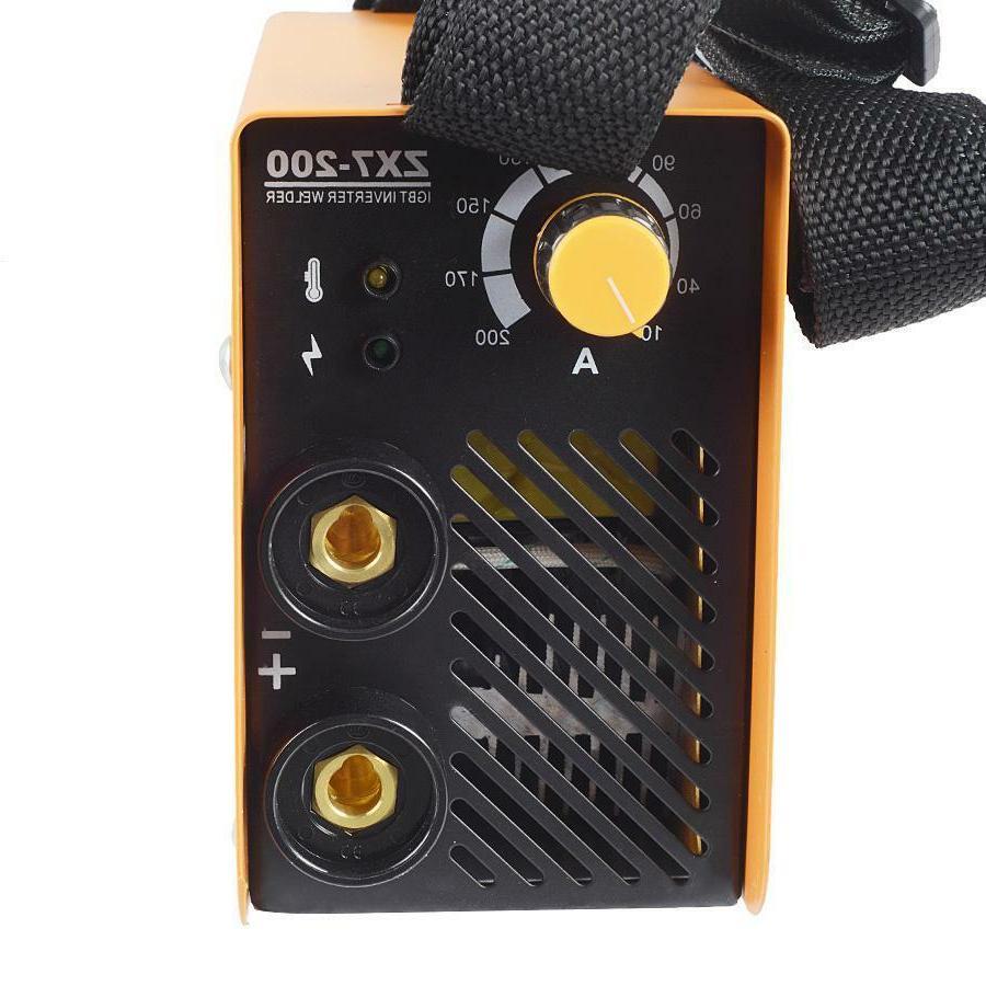 220V ZX7-200 ARC DC Welding Machine Soldering