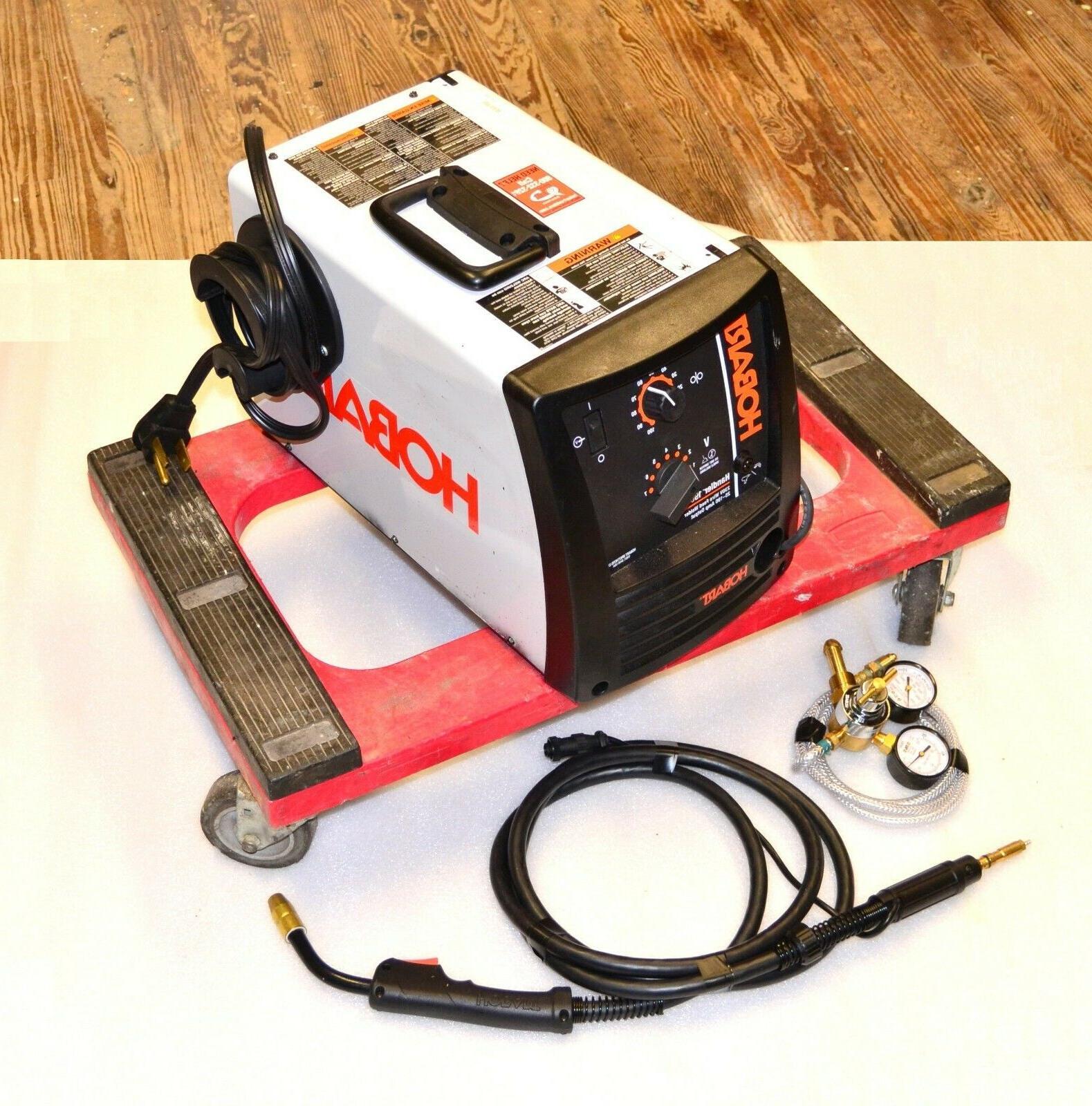 230v 190 amp flux core mig welder