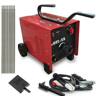 250 amp ac arc welder machine 110
