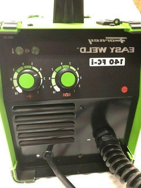 Forney Weld 261 140 Machine, 120V, AMP.