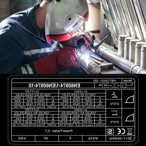 200 TIG Welding Welder