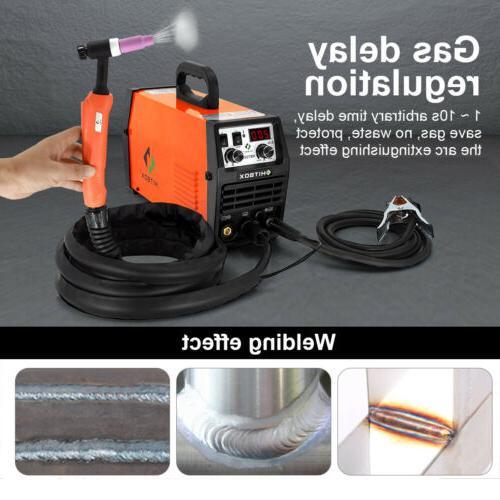 HITBOX Welder 200 TIG Welding 110/220V Welder