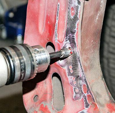 shank Spot Weld Cutter Hand Tool Equipment