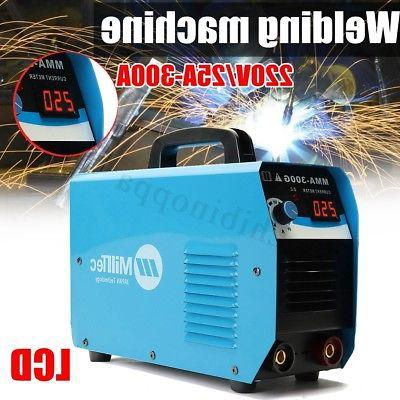 300A Welder IGBT Welding Machine Rod ARC MMA-300 Brush