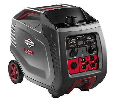 Briggs & Stratton P3000 PowerSmart 120-Volt AC Outlets