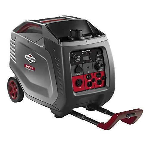 Briggs Stratton 30545 P3000 3000-Watt 120-Volt 12-Volt