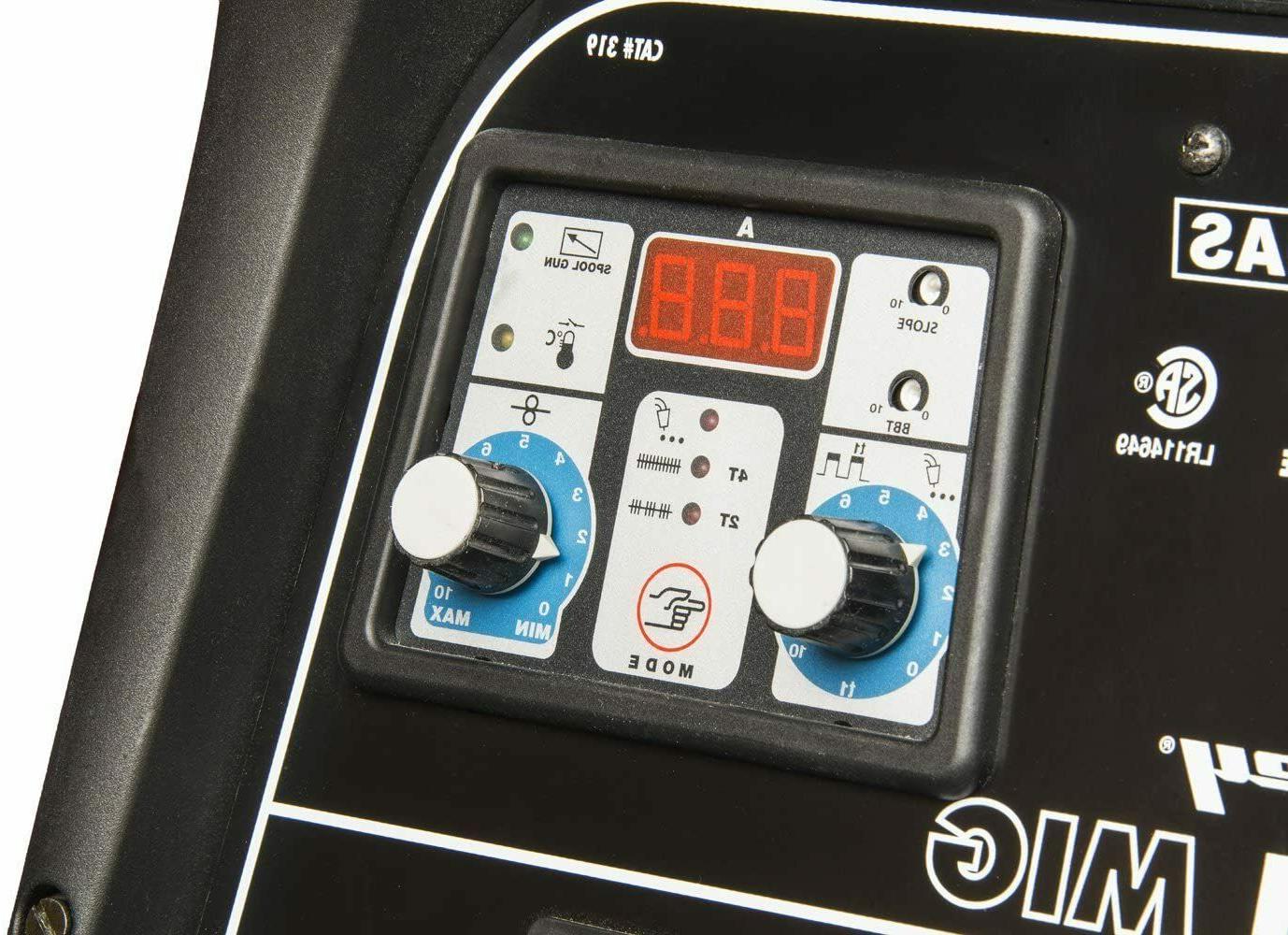 Forney 319 270-Amp Welder, 230-Volt
