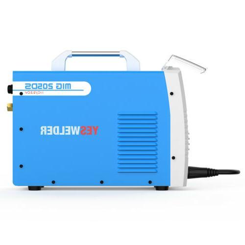 200A Digital 110/220V IGBT MIG Lift 3 1