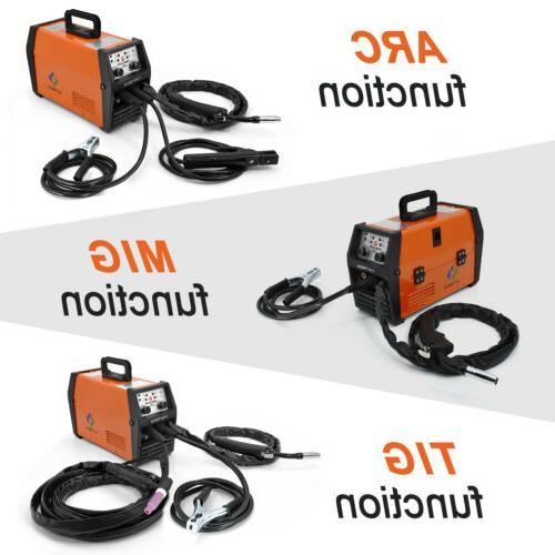 3in1 Volt 220V Welder MIG Welding Machine
