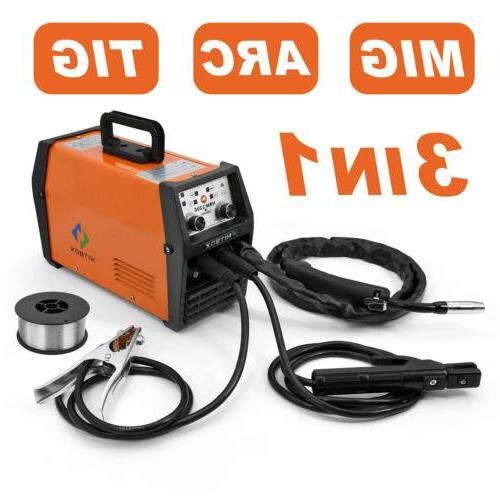 HITBOX 220V LIFT Inverter Wire Gasless Machine