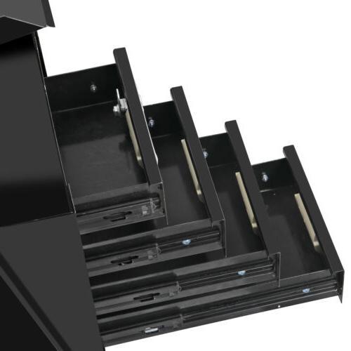 4 Welding Cart Plasma MIG TIG Storage