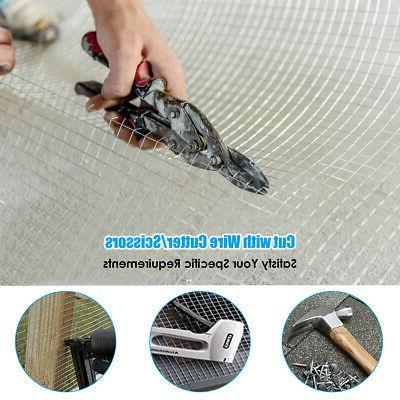48''x 50' 1/4 Hardware Cloth Wire Fence Roll