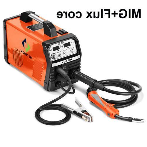 HITBOX 4in1 MIG Welder MIG Gas Mahcine 220V