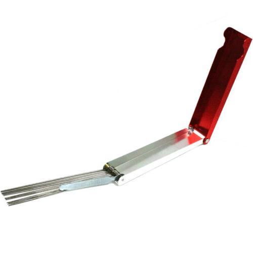 5 inch 130mm tip cleaner kit