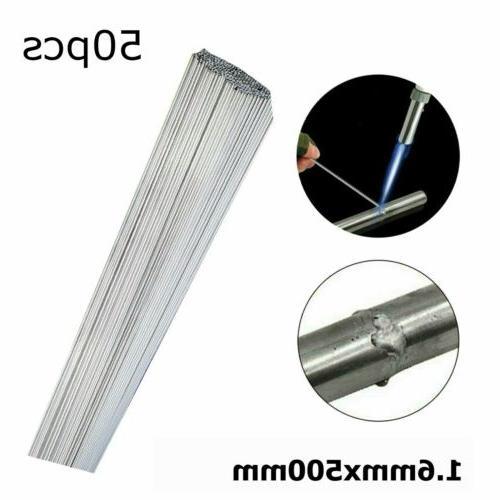 50pcs aluminium welding rods fast easy soldering