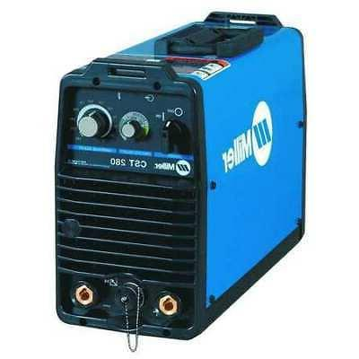 Miller Electric 907244011 Dc Stick/Tig Welder, Cst 280 Serie