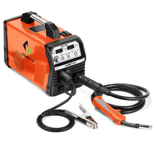 Welder, 200Amp Power, IGBT AC-DC 110V Beginner Welder Use We
