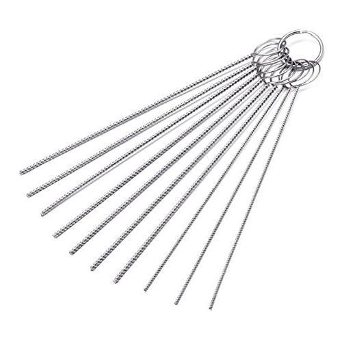 Carb Brushes Kit, Wire Brush Needles +