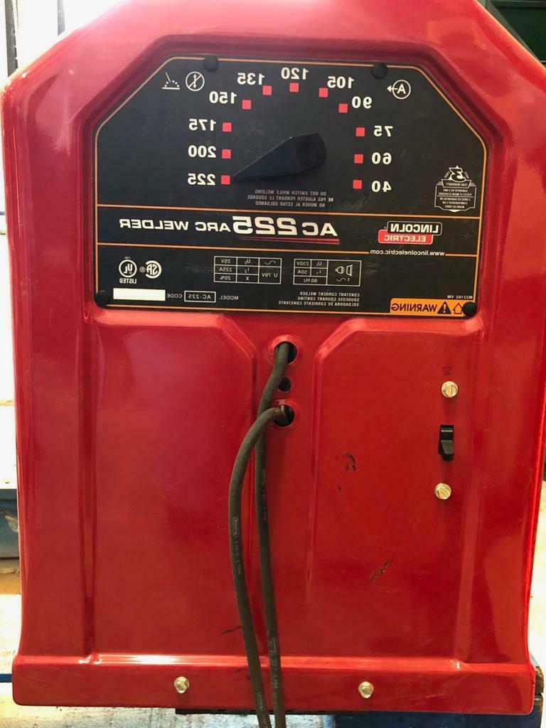 ac 225 125 arc welder