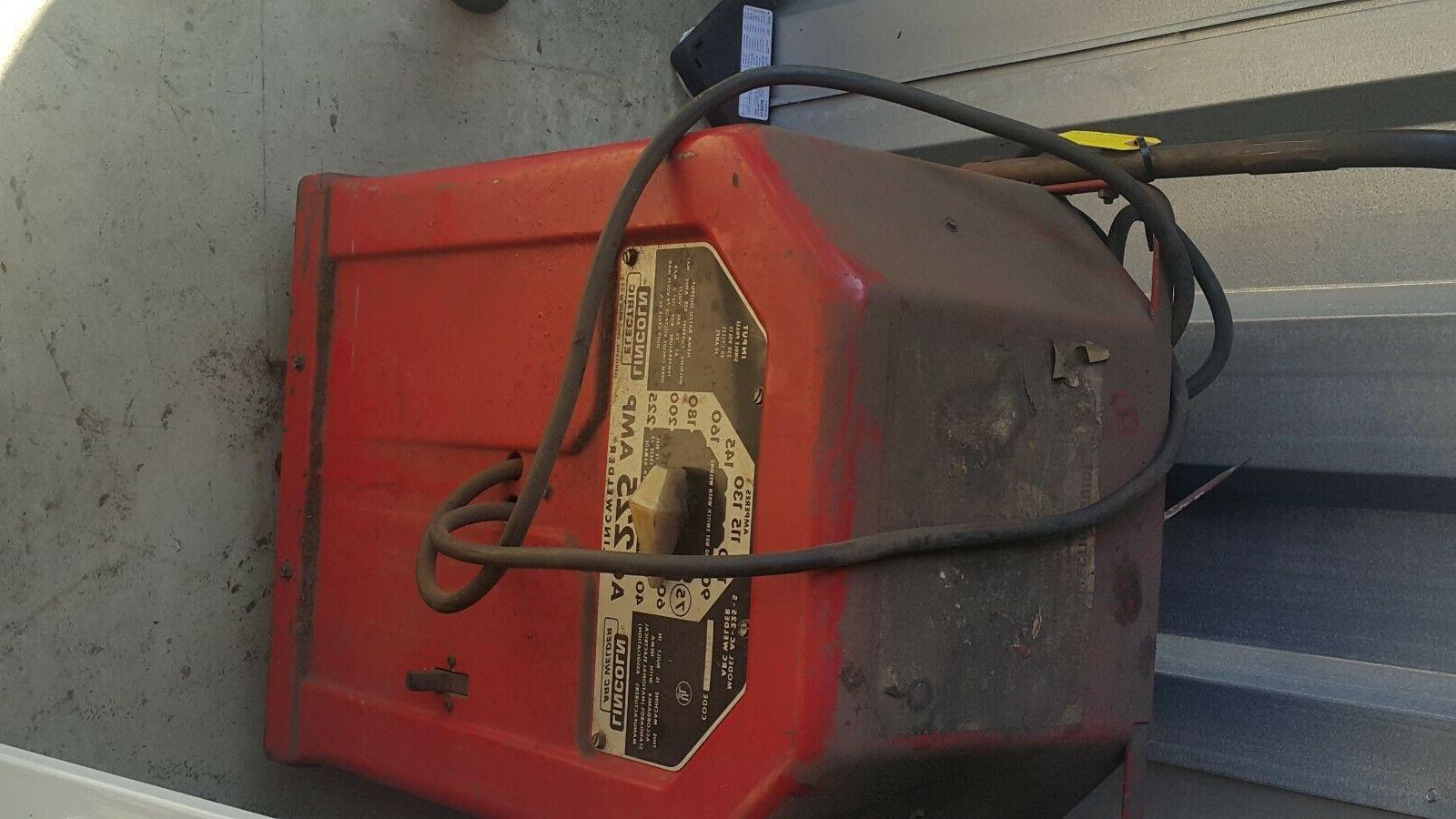 ac 225 s 225 amp arc welder