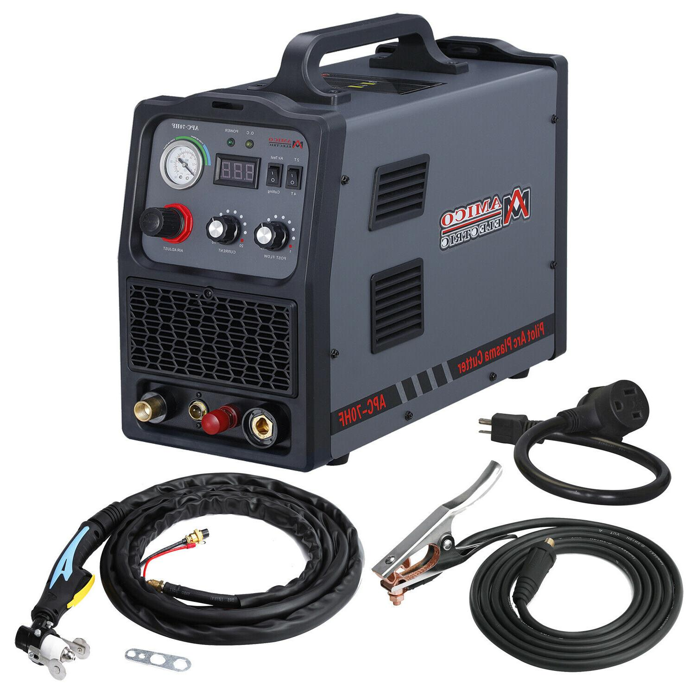 amico 30 amp plasma cutter pro cutting