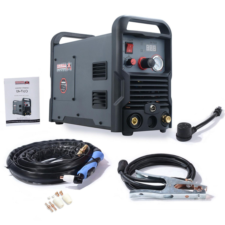 amico 40 amp plasma cutter pro cutting