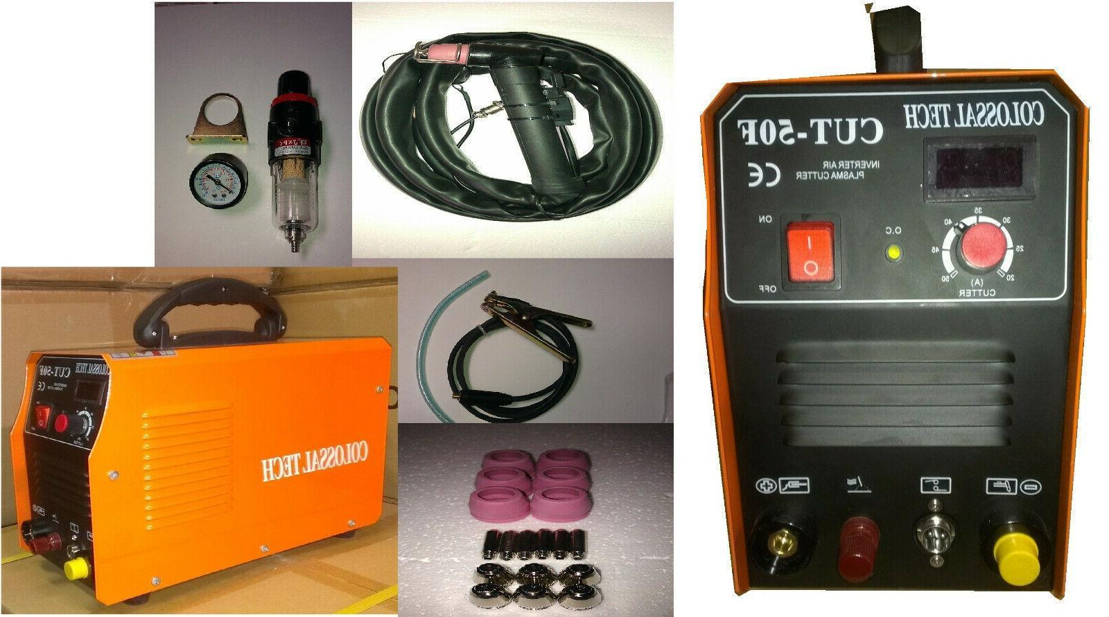 amico 50 amp plasma cutter pro cutting