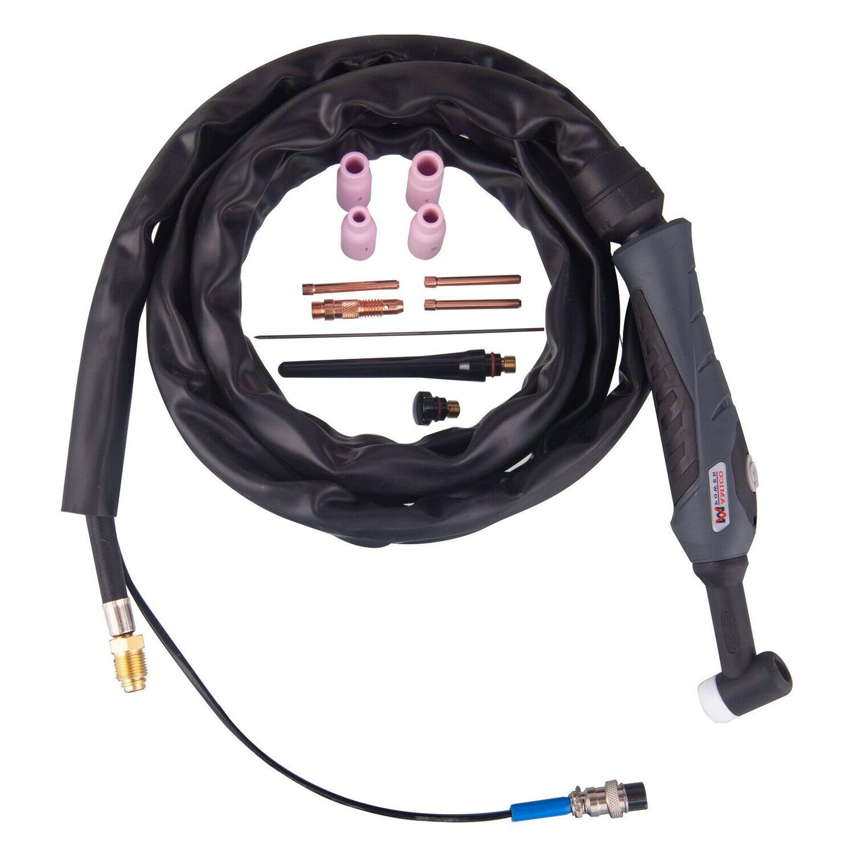 TIG-205HF, Torch Stick Inverter 100~250V Wide Voltage