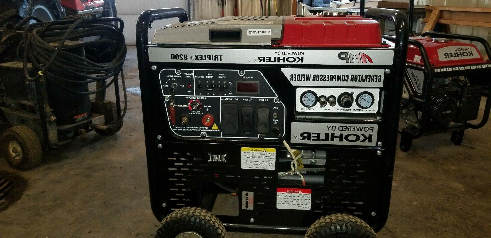 amp triplex 9200 3 in 1 generator
