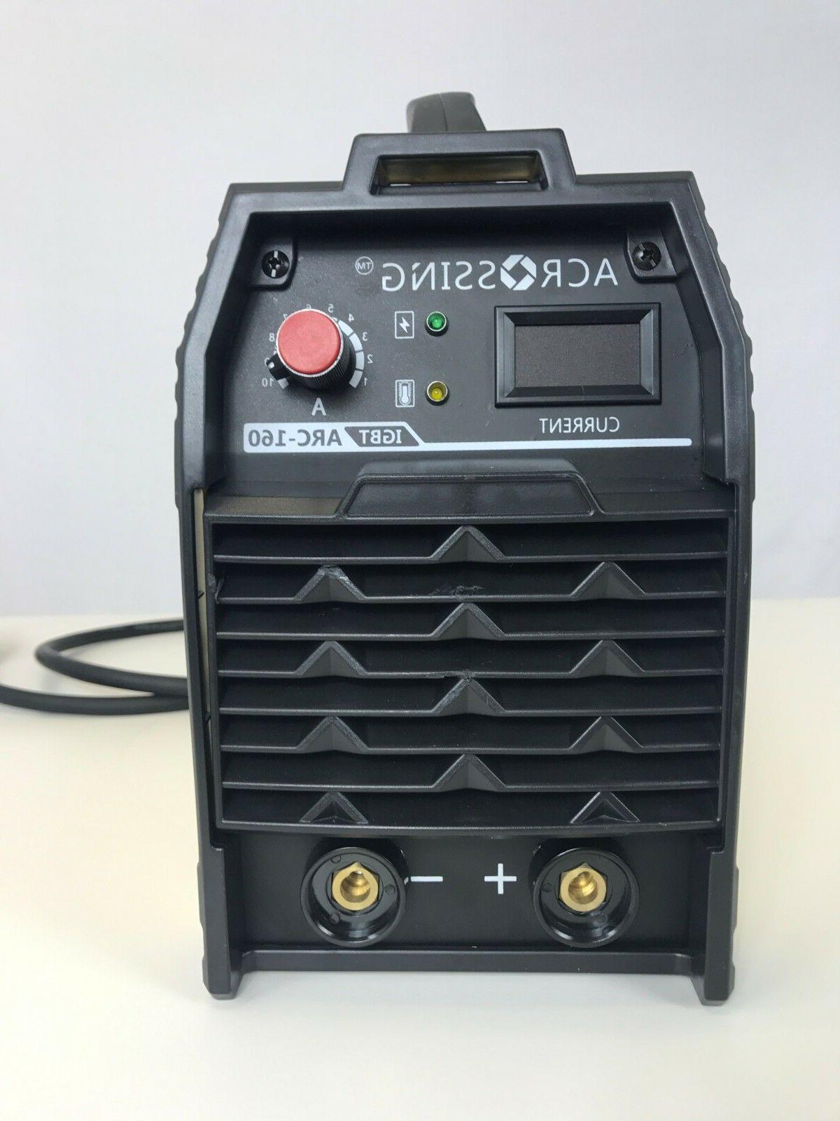 Acrossing Arc 160 & 230V Voltage Welding
